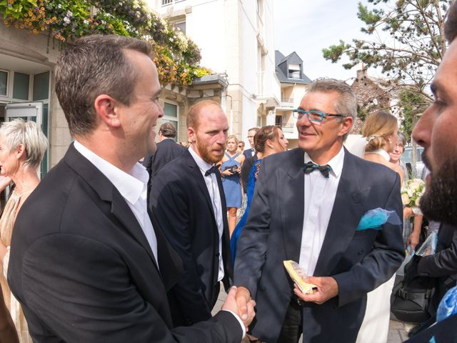 Le mariage de Jules et Wendy à Quiberon, Morbihan 25