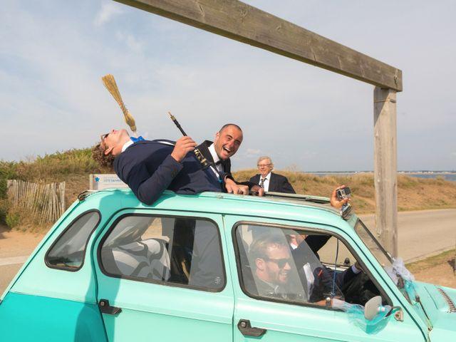 Le mariage de Jules et Wendy à Quiberon, Morbihan 42