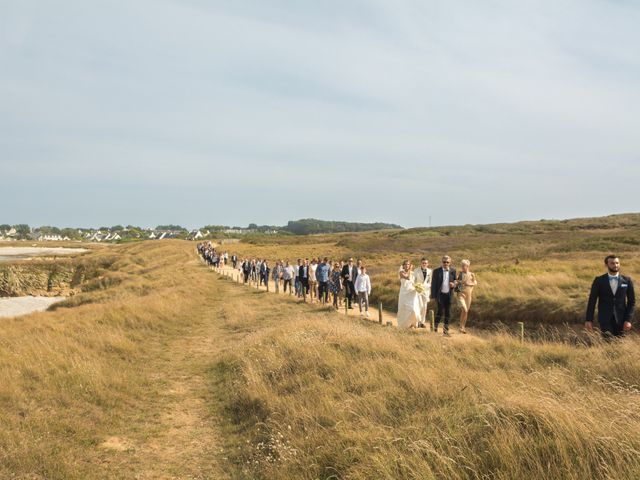 Le mariage de Jules et Wendy à Quiberon, Morbihan 44