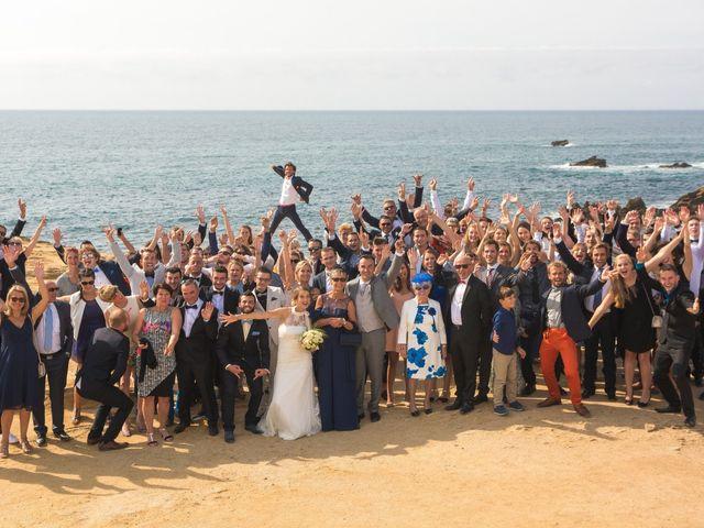 Le mariage de Jules et Wendy à Quiberon, Morbihan 45