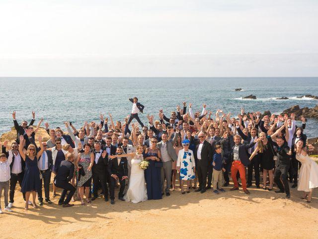 Le mariage de Jules et Wendy à Quiberon, Morbihan 46