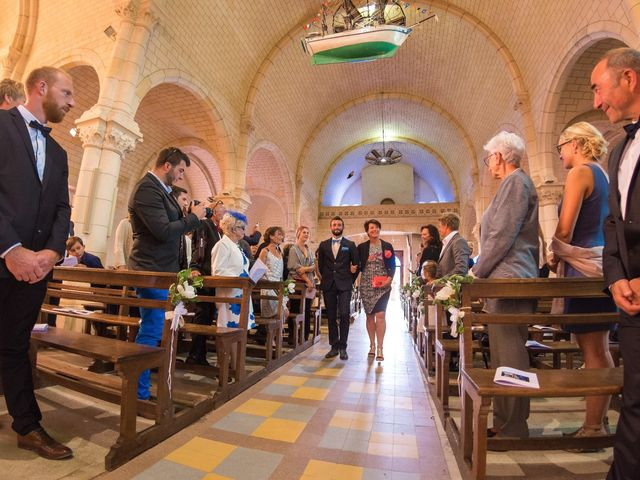 Le mariage de Jules et Wendy à Quiberon, Morbihan 56