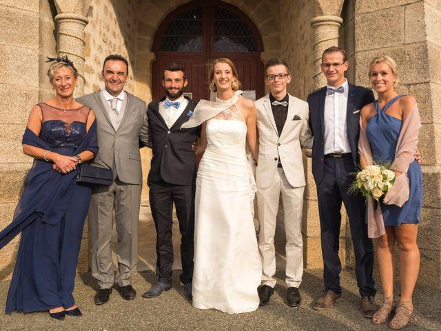 Le mariage de Jules et Wendy à Quiberon, Morbihan 92