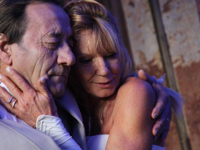 Le mariage de Aline et René