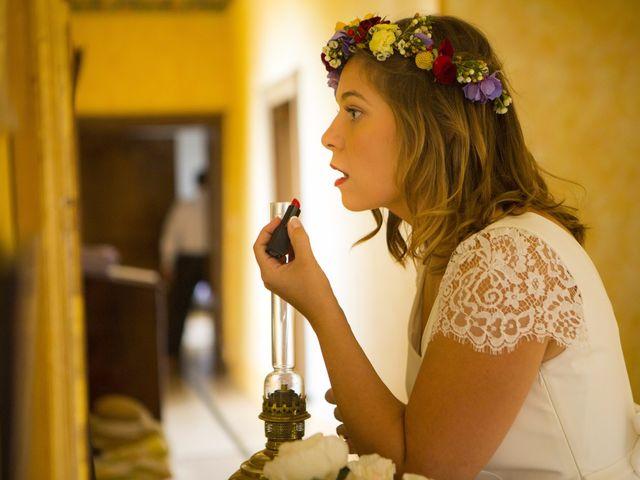 Le mariage de Pierre et Anne-Cécile à Bazolles, Nièvre 4