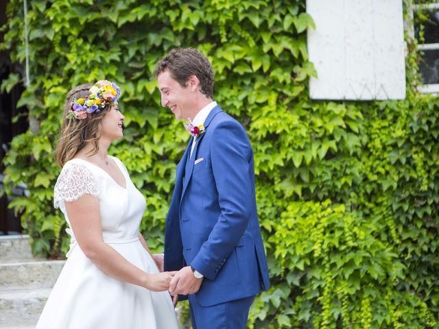 Le mariage de Pierre et Anne-Cécile à Bazolles, Nièvre 6