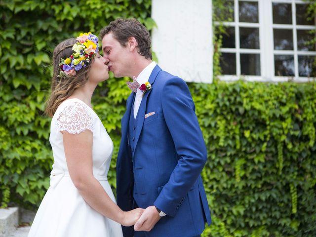 Le mariage de Pierre et Anne-Cécile à Bazolles, Nièvre 7
