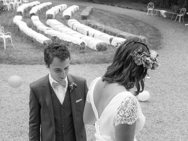 Le mariage de Pierre et Anne-Cécile à Bazolles, Nièvre 8
