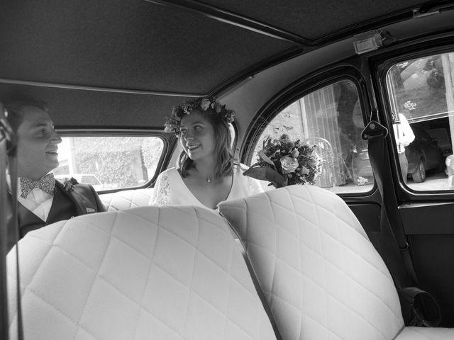 Le mariage de Pierre et Anne-Cécile à Bazolles, Nièvre 9
