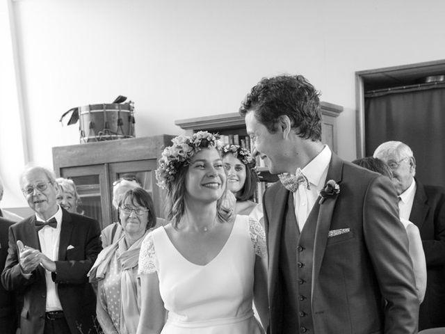 Le mariage de Pierre et Anne-Cécile à Bazolles, Nièvre 10
