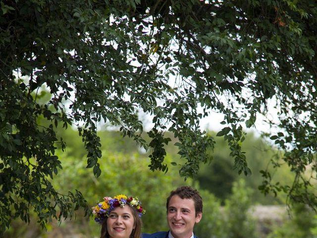 Le mariage de Pierre et Anne-Cécile à Bazolles, Nièvre 12