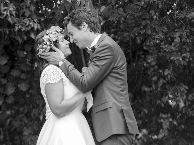 Le mariage de Pierre et Anne-Cécile à Bazolles, Nièvre 15