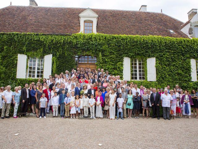 Le mariage de Pierre et Anne-Cécile à Bazolles, Nièvre 16