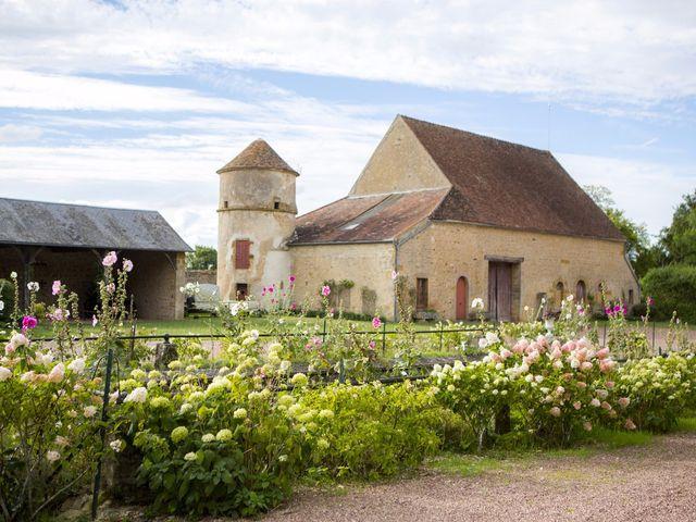 Le mariage de Pierre et Anne-Cécile à Bazolles, Nièvre 18