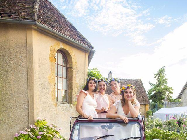 Le mariage de Pierre et Anne-Cécile à Bazolles, Nièvre 22