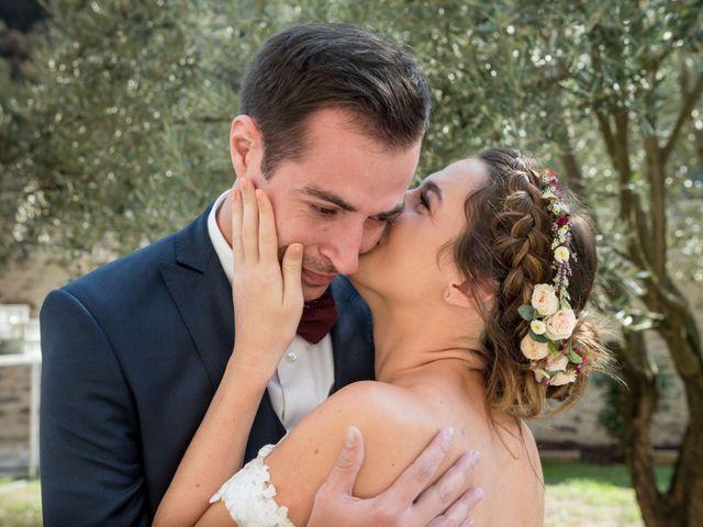 Le mariage de Stéphane et Tiphaine à Carcassonne, Aude 25