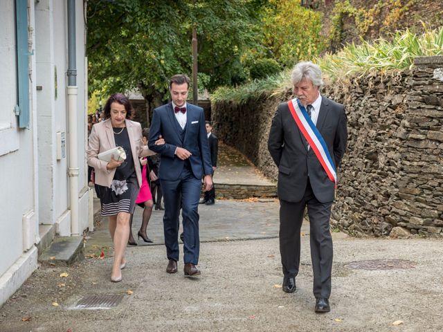 Le mariage de Stéphane et Tiphaine à Carcassonne, Aude 33