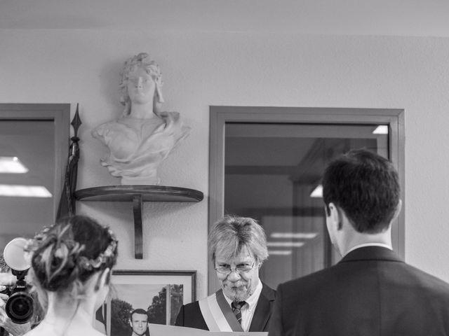 Le mariage de Stéphane et Tiphaine à Carcassonne, Aude 36