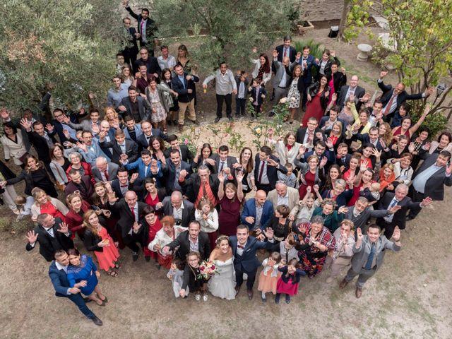 Le mariage de Stéphane et Tiphaine à Carcassonne, Aude 48