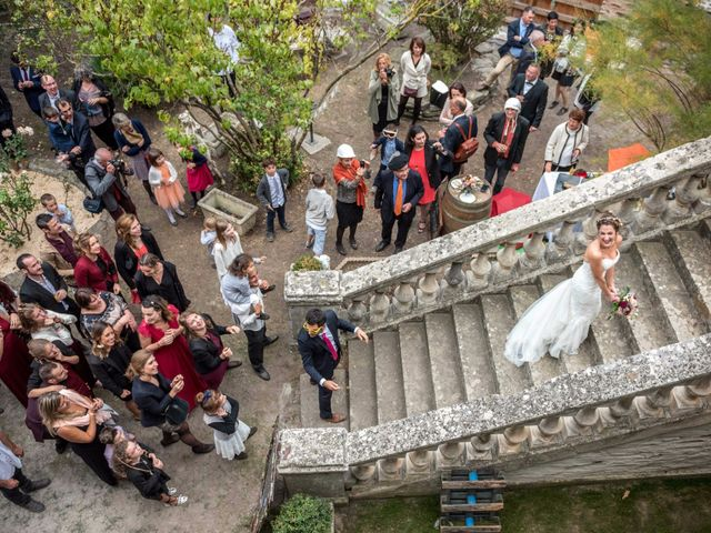 Le mariage de Stéphane et Tiphaine à Carcassonne, Aude 59