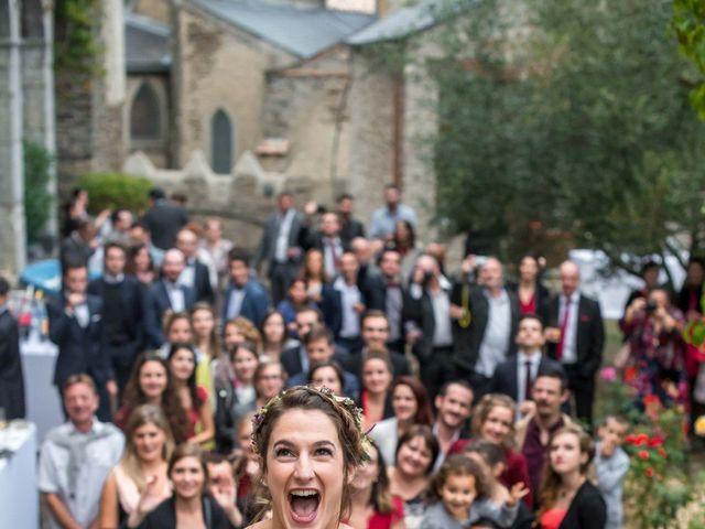 Le mariage de Stéphane et Tiphaine à Carcassonne, Aude 60
