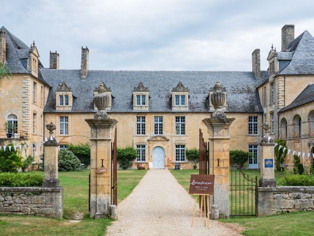 Le mariage de Stéphane et Marie-Pierre à Aubas, Dordogne 2