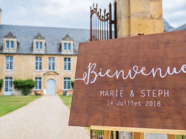Le mariage de Stéphane et Marie-Pierre à Aubas, Dordogne 3