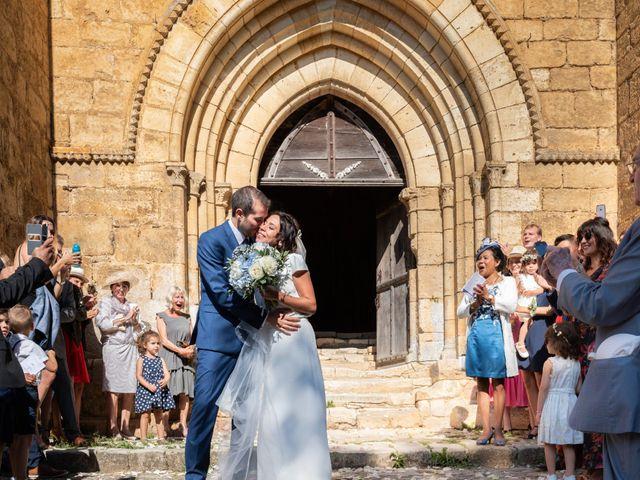 Le mariage de Stéphane et Marie-Pierre à Aubas, Dordogne 67
