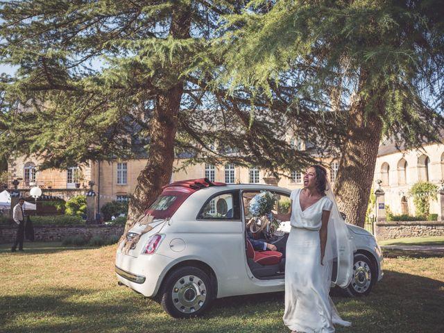 Le mariage de Stéphane et Marie-Pierre à Aubas, Dordogne 74