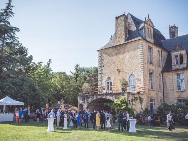 Le mariage de Stéphane et Marie-Pierre à Aubas, Dordogne 84