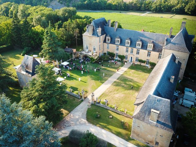 Le mariage de Stéphane et Marie-Pierre à Aubas, Dordogne 91