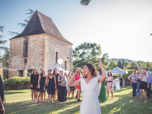 Le mariage de Stéphane et Marie-Pierre à Aubas, Dordogne 92
