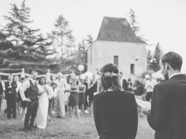 Le mariage de Stéphane et Marie-Pierre à Aubas, Dordogne 110