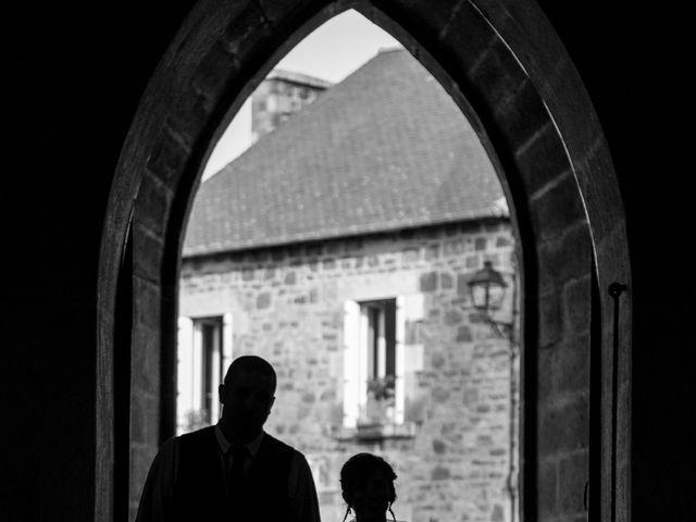 Le mariage de Stephen et Perle à Cuguen, Ille et Vilaine 3