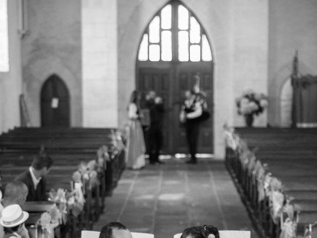 Le mariage de Stephen et Perle à Cuguen, Ille et Vilaine 4