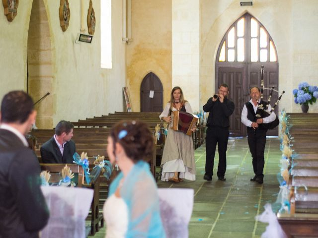 Le mariage de Stephen et Perle à Cuguen, Ille et Vilaine 2