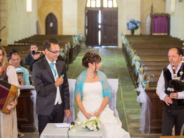 Le mariage de Stephen et Perle à Cuguen, Ille et Vilaine 5
