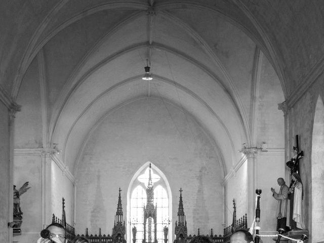 Le mariage de Stephen et Perle à Cuguen, Ille et Vilaine 6