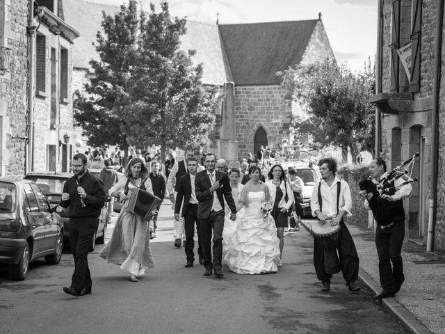 Le mariage de Stephen et Perle à Cuguen, Ille et Vilaine 8