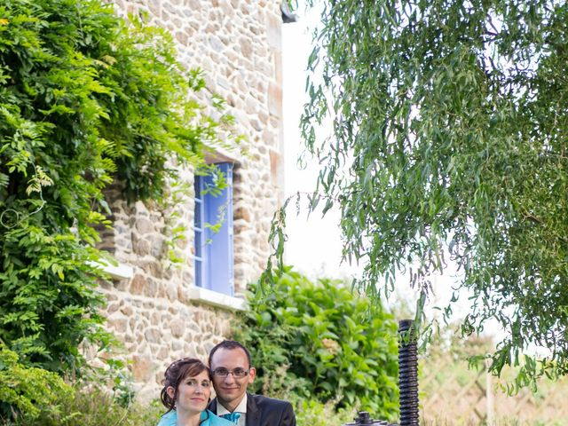 Le mariage de Stephen et Perle à Cuguen, Ille et Vilaine 22