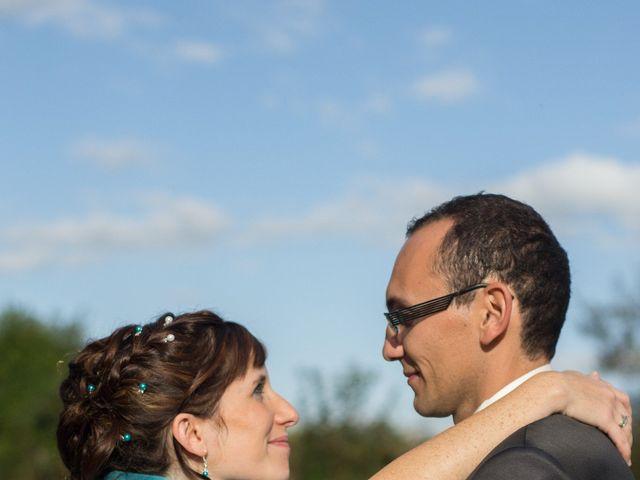 Le mariage de Stephen et Perle à Cuguen, Ille et Vilaine 24