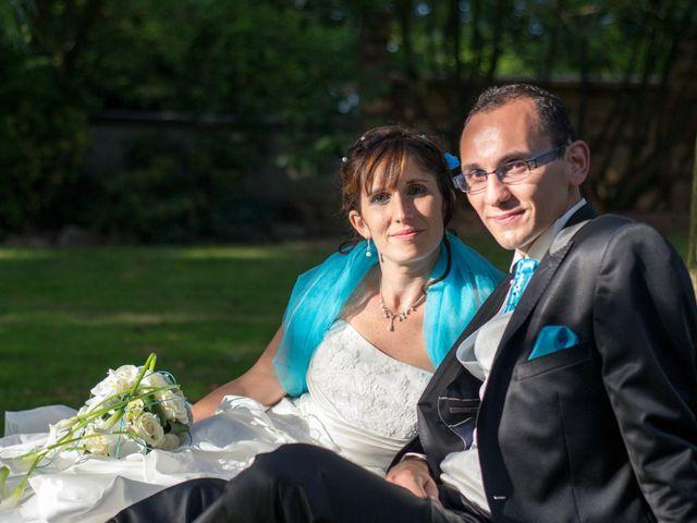 Le mariage de Stephen et Perle à Cuguen, Ille et Vilaine 25