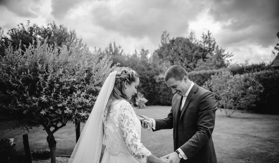 Le mariage de Adrien et Mélanie à Iffendic, Ille et Vilaine