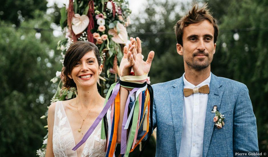 Le mariage de Thibault et Pauline à Saint-Nazaire, Loire Atlantique