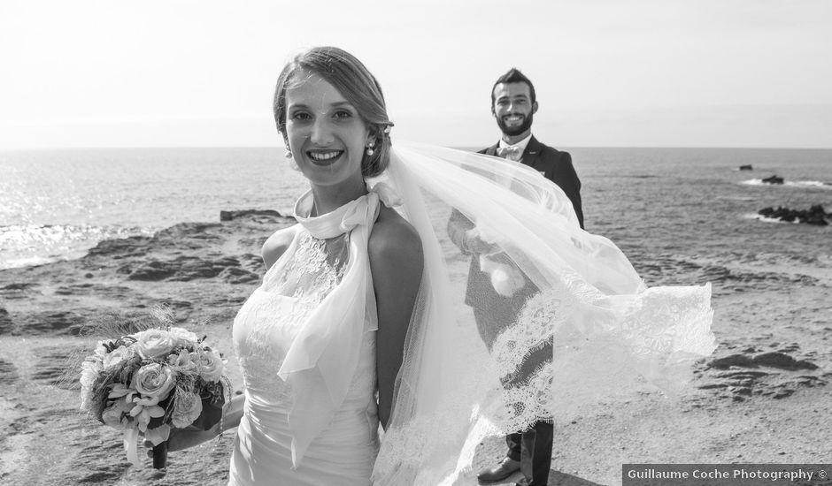 Le mariage de Jules et Wendy à Quiberon, Morbihan