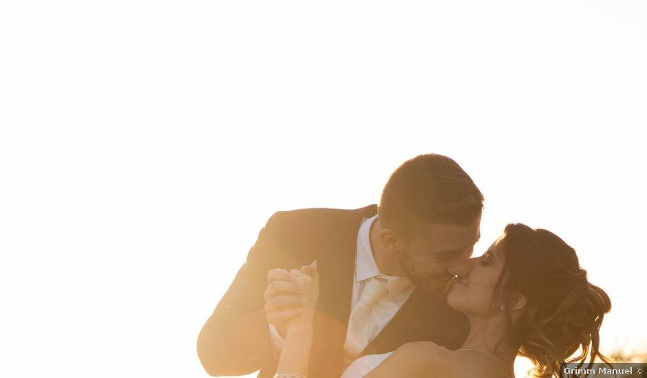 Le mariage de Arnaud et Laura à Brumath, Bas Rhin