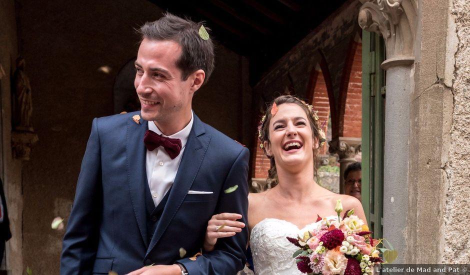 Le mariage de Stéphane et Tiphaine à Carcassonne, Aude