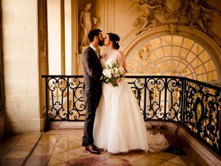 Le mariage de Adélie et Paul 1