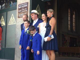 Le mariage de Pamela  et Maxime