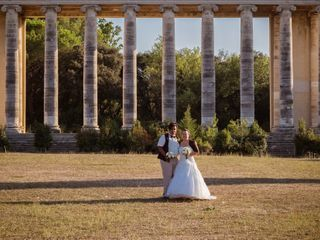 Le mariage de Cynthia et Naïma